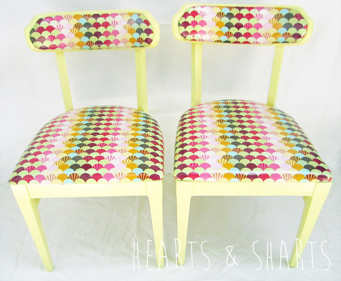 Tula Pink Chairs