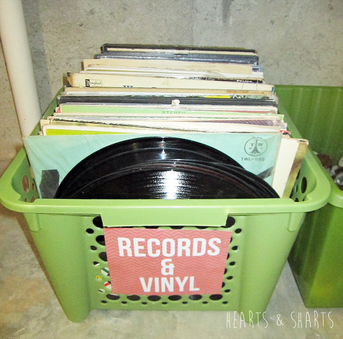 Repurposing Vinyl Records