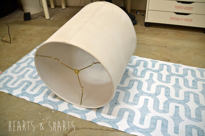 Recover-Lampshade-4-www.heartsandsharts.com
