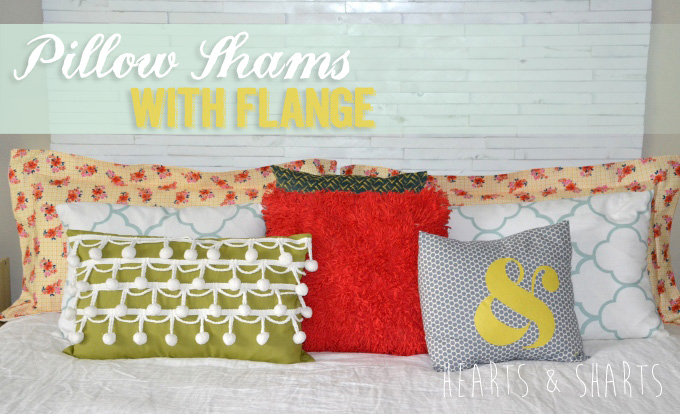 Sewing-Pillow-Shams-With-Flange-17-www.heartsandsharts.com