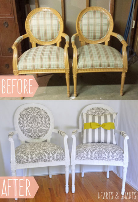 Chair-Makeover-After-Detail-Premier-Prints-Online-Fabric-Store-Hearts-And-Sharts- Pinnable Image