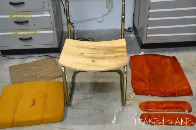 disassembled-chair-chromcraft-cesca-style-chair-hearts-and-sharts