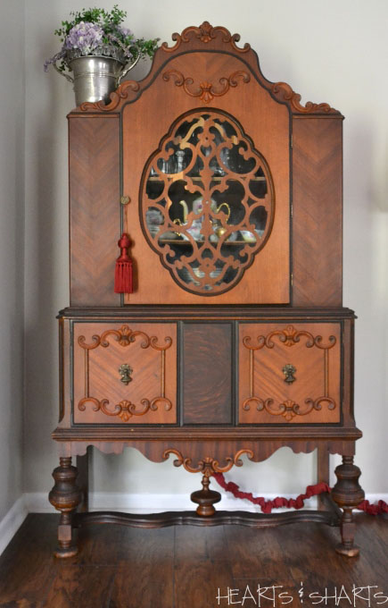 vintage-antique-china-cabinet