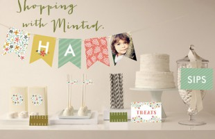 Shopping with Minted    Hearts & Sharts