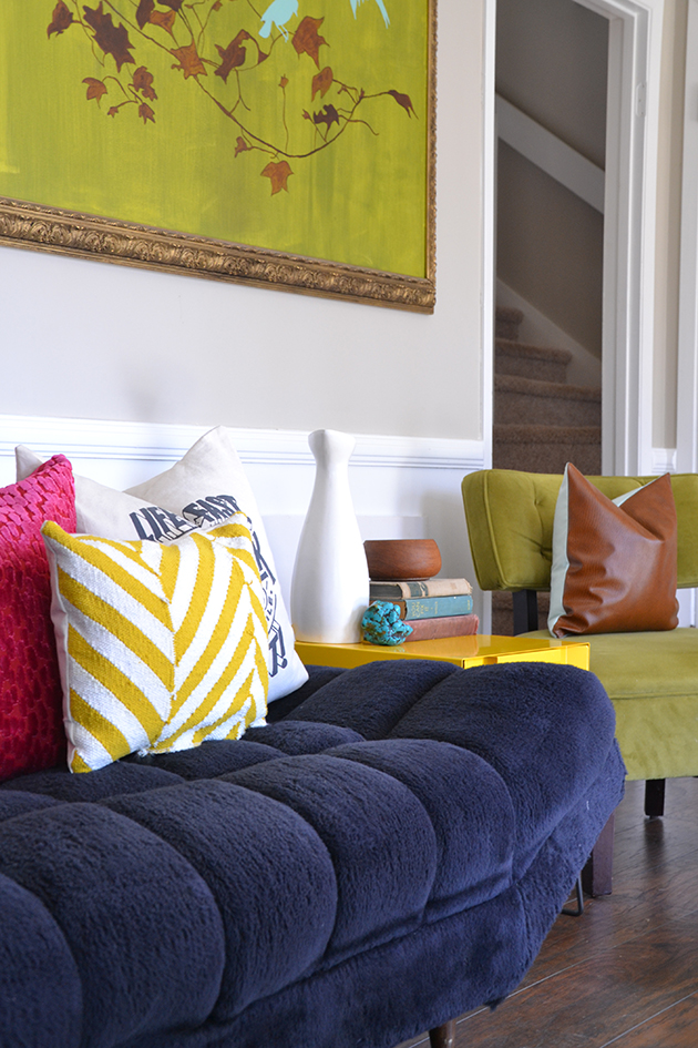 Living Room Update with Sauder || Hearts & Sharts