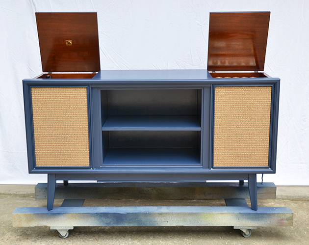 Vintage Media Console Update || Hearts u0026 Sharts